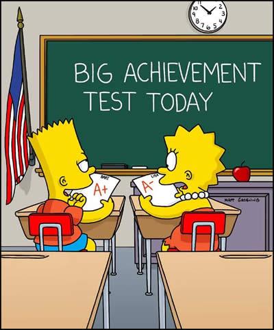 Bart v. Líza v. 3.A