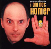 Dan Castellaneta - I Am Not Homer