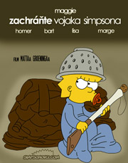 Zachráňte vojaka Simpsona