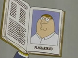 Family Guy - Plagiarisimo